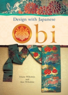 Design with Japanese Obi, Paperback Book