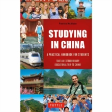 Studying in China : A Practical Handbook for Students, Paperback Book
