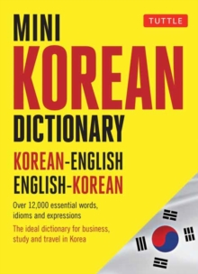 Mini Korean Dictionary : Korean-English English-Korean, Paperback / softback Book