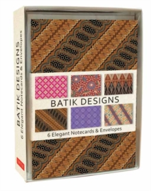 Batik Designs, Kit Book