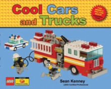 Cool Cars and Trucks, Hardback Book