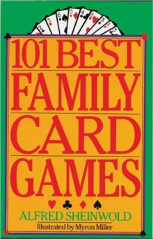 101 Best Family Card Games, Paperback Book