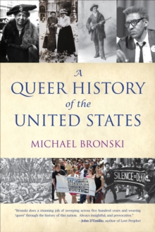 A Queer History Of The United States, Paperback / softback Book