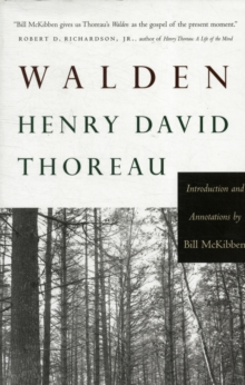 Walden : Introduction and Annotations by Bill McKibben, EPUB eBook