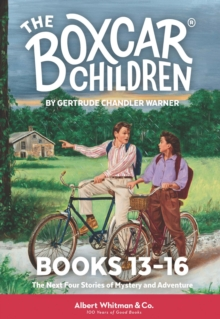 The Boxcar Children Mysteries Boxed Set #13-16, EPUB eBook