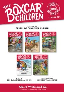 The Boxcar Children Great Adventure 5-Book Set, EPUB eBook