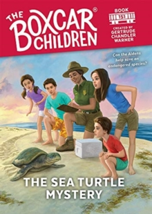 The Sea Turtle Mystery, Paperback / softback Book