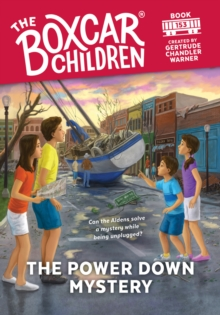 The Power Down Mystery, EPUB eBook