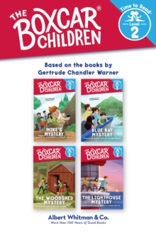 The Boxcar Children Early Reader Set #2 (The Boxcar Children: Time to Read, Level 2), PDF eBook