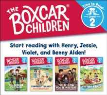 The Boxcar Children Early Reader Set #1 (The Boxcar Children: Time to Read, Level 2), PDF eBook