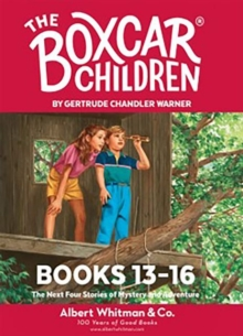 The Boxcar Children Mysteries Boxed Set #13-16, Paperback / softback Book