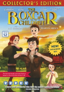 The Boxcar Children DVD and Book Set, Mixed media product Book