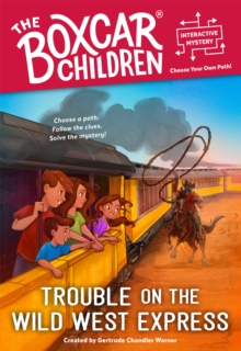 Trouble on the Wild West Express, EPUB eBook