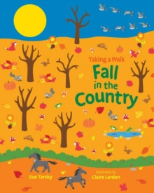 Fall in the Country, Hardback Book
