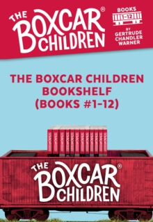 The Boxcar Children Bookshelf (Books #1-12), EPUB eBook