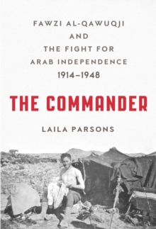 The Commander, Hardback Book