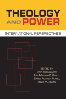 Theology and Power : International Perspectives, Paperback / softback Book
