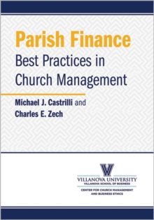 Parish Finance : Best Practices in Church Management, Paperback Book