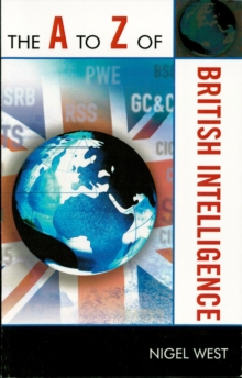 The A to Z of British Intelligence, EPUB eBook
