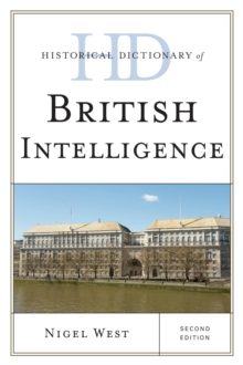 Historical Dictionary of British Intelligence, EPUB eBook