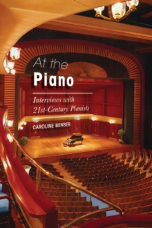 At the Piano : Interviews with 21st-Century Pianists, EPUB eBook