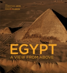 Egypt: A View from Above, Hardback Book