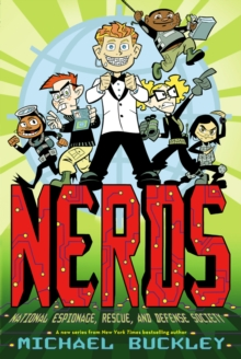 Nerds 1: National Espionage, Rescue and Defense Society, Paperback Book