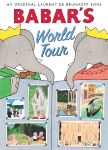 Babar's World Tour, Paperback Book