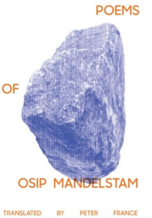 Poems of Osip Mandelstam, Paperback Book
