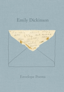 Envelope Poems, Hardback Book