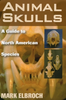 Animal Skulls : A Guide to North American Species, Paperback / softback Book