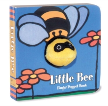 Little Bee: Finger Puppet Book, Board book Book