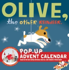Olive, the Other Reindeer Pop-up Advent Calendar, Calendar Book