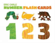 Eric Carle Numbers Flashcards 123, Cards Book