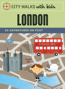 City Walks Kids: London, Cards Book