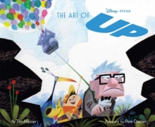 The Art of Up, Hardback Book