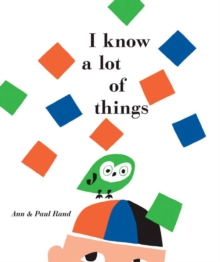 I Know a Lot of Things, Hardback Book