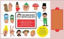 Small Object Thumbprint Notecard, Diary Book