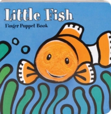 Little Fish: Finger Puppet Book, Board book Book