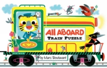 All Aboard Train Puzzle, Game Book