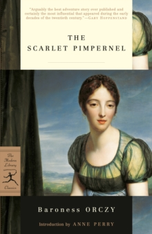 Mod Lib The Scarlet Pimpernel, Paperback / softback Book