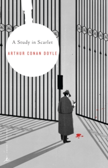 A Study In Scarlet, A, Paperback Book