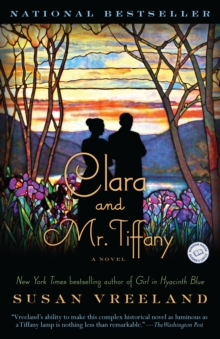 Clara And Mr. Tiffany, Paperback Book