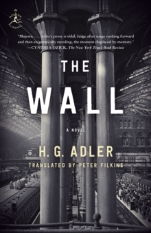 The Wall, Paperback Book