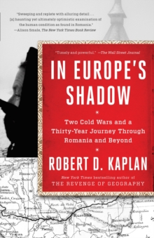 In Europe's Shadow, Paperback Book