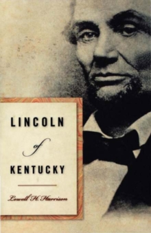 Lincoln of Kentucky, EPUB eBook