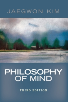 Philosophy of Mind, 3rd Edition, Paperback Book