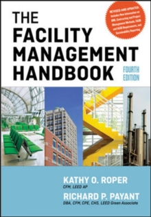 The Facility Management Handbook, Hardback Book