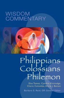 Philippians, Colossians, Philemon, Hardback Book