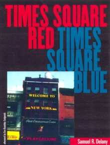 Times Square Red, Times Square Blue, Paperback Book